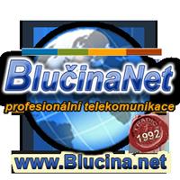 BlučinaNet.Telekomunikace, internetové připojení, levné mobilní volání a servis PC.